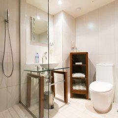 Victoria Crown Plaza Hotel Лагос ванная