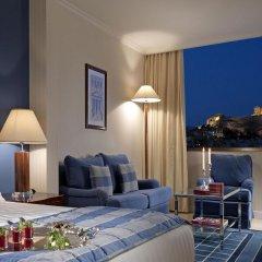 Отель Athenaeum InterContinental Афины комната для гостей фото 5