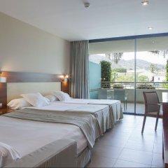 Отель Deloix Aqua Center Испания, Бенидорм - отзывы, цены и фото номеров - забронировать отель Deloix Aqua Center онлайн комната для гостей фото 4