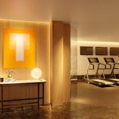 Отель Almanac Barcelona Барселона фитнесс-зал