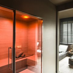 Отель The Rosa Grand Milano - Starhotels Collezione сауна