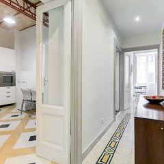 Апартаменты Monti Colosseum Apartment-Urbana в номере