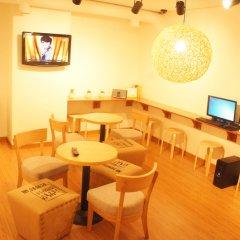 Отель Blessing in Seoul Южная Корея, Сеул - отзывы, цены и фото номеров - забронировать отель Blessing in Seoul онлайн гостиничный бар