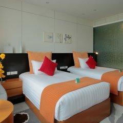 Gathering Hotel комната для гостей фото 4