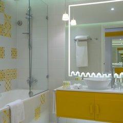 Отель Radisson Blu Resort & Thalasso, Hammamet ванная