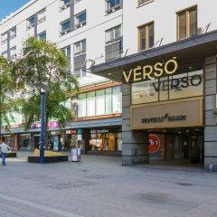 Отель Hotelli Verso Ювяскюля фото 2