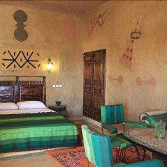 Отель Dar Tafouyte Марокко, Мерзуга - отзывы, цены и фото номеров - забронировать отель Dar Tafouyte онлайн комната для гостей фото 5