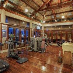 Отель Vinpearl Luxury Nha Trang Вьетнам, Нячанг - 1 отзыв об отеле, цены и фото номеров - забронировать отель Vinpearl Luxury Nha Trang онлайн фитнесс-зал фото 3