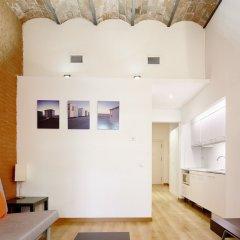 Апартаменты Chic & Basic Bruc Apartments Барселона комната для гостей фото 5