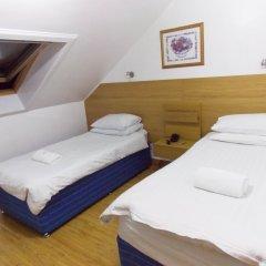 Отель The Victorian House 2* Номер категории Эконом с 2 отдельными кроватями (общая ванная комната) фото 10