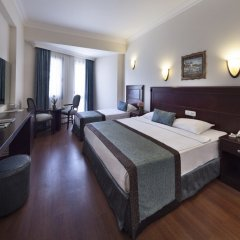 Отель Golden Age Bodrum - All Inclusive комната для гостей фото 5