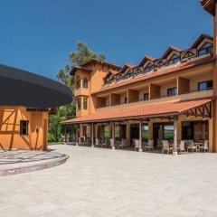 Отель Villa Side парковка