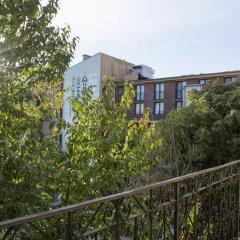 Апартаменты Curry Apartments балкон