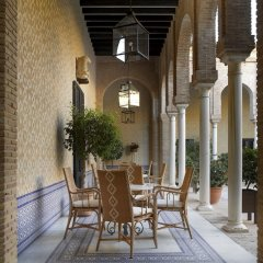 Отель Parador de Carmona фото 16