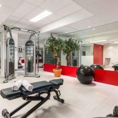 Отель NH Collection Amsterdam Barbizon Palace фитнесс-зал