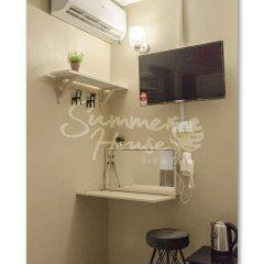 Отель Гостевой Дом Summer House Bed & Cafe Малайзия, Куала-Лумпур - отзывы, цены и фото номеров - забронировать отель Гостевой Дом Summer House Bed & Cafe онлайн в номере фото 2