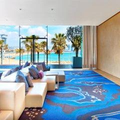 Отель W Barcelona детские мероприятия