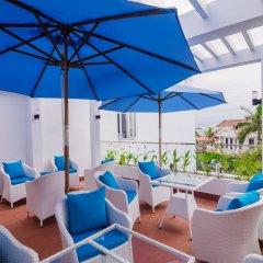 Отель Villa of Tranquility Вьетнам, Хойан - отзывы, цены и фото номеров - забронировать отель Villa of Tranquility онлайн бассейн фото 3