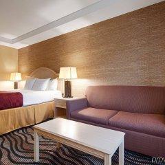 Отель Best Western Summit Inn США, Ниагара-Фолс - отзывы, цены и фото номеров - забронировать отель Best Western Summit Inn онлайн комната для гостей фото 5