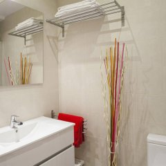 Отель Citytrip Palau de la Musica Барселона ванная