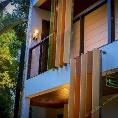 Отель The Rock Hua Hin Boutique Beach Resort сейф в номере