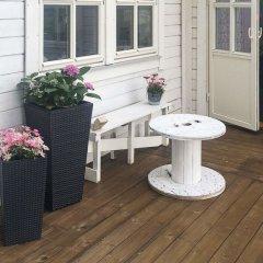 Отель Bjarkøy балкон
