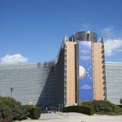 Отель Martins Brussels EU Бельгия, Брюссель - 2 отзыва об отеле, цены и фото номеров - забронировать отель Martins Brussels EU онлайн приотельная территория