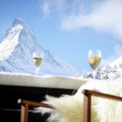 Отель Europe Hotel & Spa Швейцария, Церматт - отзывы, цены и фото номеров - забронировать отель Europe Hotel & Spa онлайн балкон