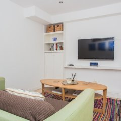 Апартаменты 1 Bedroom Apartment in City Centre Брайтон комната для гостей фото 5