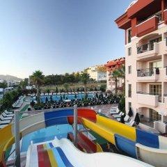 Club Aida Apartments Турция, Мармарис - отзывы, цены и фото номеров - забронировать отель Club Aida Apartments онлайн приотельная территория
