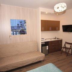 Гостиница Капитал Санкт-Петербург комната для гостей фото 10