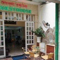 Отель Ngoc Thao Guest House Вьетнам, Хошимин - отзывы, цены и фото номеров - забронировать отель Ngoc Thao Guest House онлайн интерьер отеля фото 2