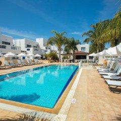 Отель Flouressia Gardens Протарас бассейн фото 3