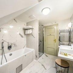 Отель Bellevue (ex.u Mesta Vidne) Чешский Крумлов ванная