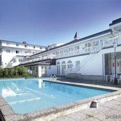 Отель Scandic Lillehammer Hotel Норвегия, Лиллехаммер - отзывы, цены и фото номеров - забронировать отель Scandic Lillehammer Hotel онлайн бассейн фото 3