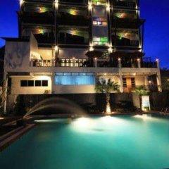 Отель Dee Andaman Hotel Таиланд, Краби - 1 отзыв об отеле, цены и фото номеров - забронировать отель Dee Andaman Hotel онлайн спортивное сооружение