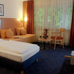 Favored Hotel Plaza комната для гостей фото 4