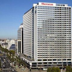 Sheraton Brussels Hotel балкон