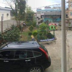 Гостиница Виктория парковка