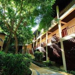 Отель Baan Hin Sai Resort & Spa парковка
