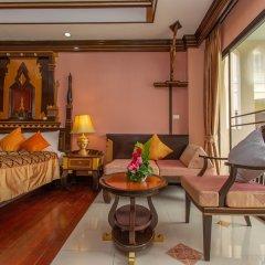 Отель Aonang Ayodhaya Beach Таиланд, Ао Нанг - отзывы, цены и фото номеров - забронировать отель Aonang Ayodhaya Beach онлайн комната для гостей фото 4