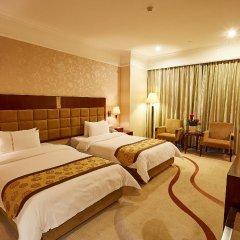 Отель Zhongshan Leeko Hotel Китай, Чжуншань - отзывы, цены и фото номеров - забронировать отель Zhongshan Leeko Hotel онлайн комната для гостей фото 3