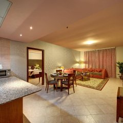 Al Manar Grand Hotel Apartment комната для гостей фото 4