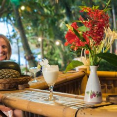 Отель Baan Mai Cottages & Restaurant питание фото 3
