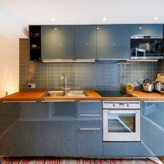 Отель Stunning 2 Bedroom Apartment With Garden in Notting Hill Великобритания, Лондон - отзывы, цены и фото номеров - забронировать отель Stunning 2 Bedroom Apartment With Garden in Notting Hill онлайн в номере фото 2