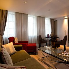 Отель Crowne Plaza London - The City комната для гостей фото 3