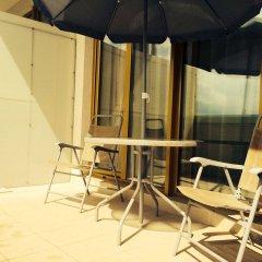 Апартаменты Arcadia OK Apartments Одесса балкон