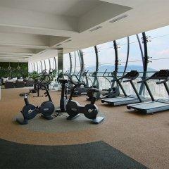 Отель M City Apartment Малайзия, Куала-Лумпур - отзывы, цены и фото номеров - забронировать отель M City Apartment онлайн фитнесс-зал фото 2