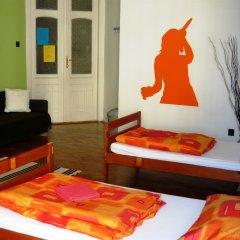 Boomerang Hostel Будапешт комната для гостей фото 3
