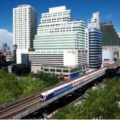 Отель Jasmine City Бангкок городской автобус